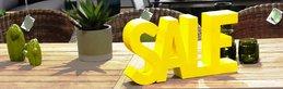 SuperSale 2019 на уличную мебель