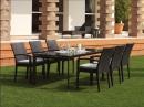 Комплект стульев с подлокотниками Tonga, 2 шт.