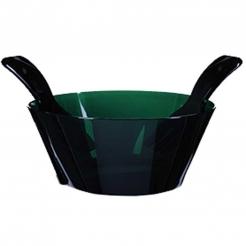 Салатник акриловый FULMINE verde