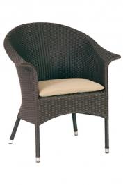 Кресло плетеное Club