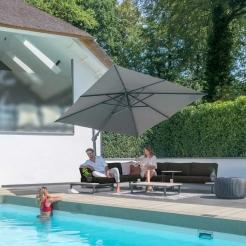 Парасоля сонцезахисна Horizon Premium 300х300