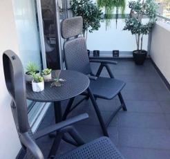 Балконный комплект Acquamarina&Step
