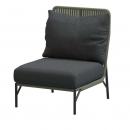 Модульный диван для террасы Altoro Green