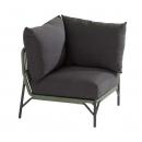 Модульный диван для террасы Antara Green