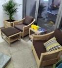 Комплект балконный MAZUVO Aruba RH