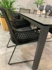 Веревочный стул для сада Athena