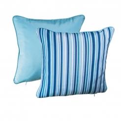 Подушка 55x35 см Porto Azur/Mineral Blue, Sunbrella