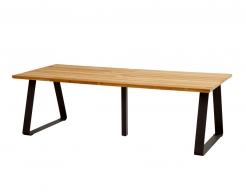 Тиковый обеденный стол Basso