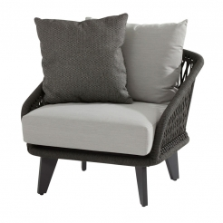 Кресло плетеное Belize