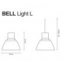 Лампа для сада Bell, MyYour