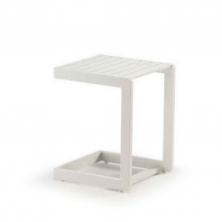 Прикроватный столик Bite White, Grattoni