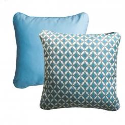 Подушка декоративная Blue Mineral+Blue