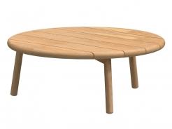 Кофейный тиковый стол Ceylon