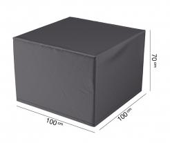 Защитный чехол для кресла 100х100х70 см