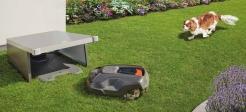 Гараж для робота-газонокосилки Charly, Biohort