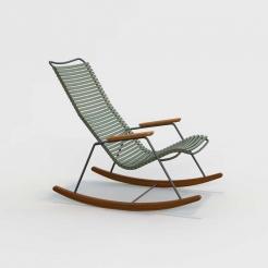 Кресло-качалка Click Olive Green Houe, Дания