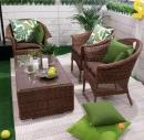 Кресло обеденное Club Сoffee Сream