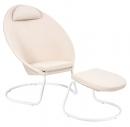 Кресло с подножкой Cocoon, Lafuma