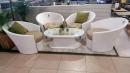 Комплект Corona стол+4 креcла SW