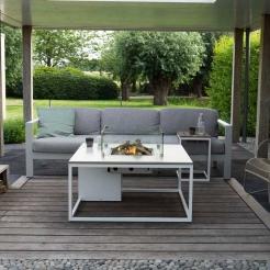 Обігрівач-стіл Cosiloft, white/grey