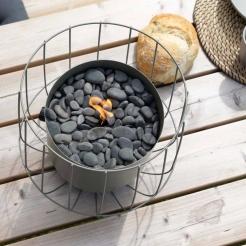 Газовый фонарь Cosiscoop Basket Olive