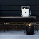 Газовый фонарь Cosiscoop Basket Black