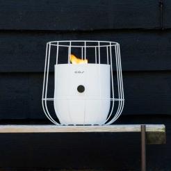 Газовый фонарь Cosiscoop Basket White