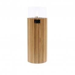 Уличная свеча Cosiscoop Pillar Тeak, h106 см
