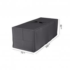 Захисна сумка - чохол для подушок 200х75х60 см