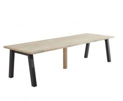 Стол обеденный тиковый Derby 300 см