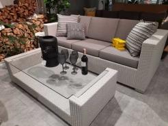 Кофейный комплект ELAN SW c диваном 209 см