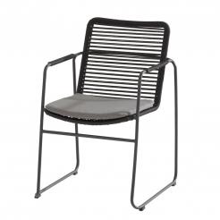 Обеденный садовый стул Elba