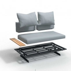 Модуль дивана-трансформера Endless