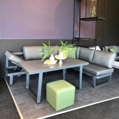 Модульный обеденный диван-трансформер Flexx