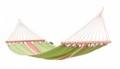 Подвесной одноместный гамак с рейками FRUTA