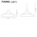 Лампа для вулиці Funnel