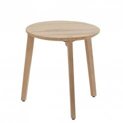 Стол Gabor dia45 x 45 см Teak/teak legs
