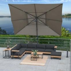 Зонт солнцезащитный Hacienda 400х300