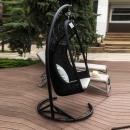 Подвесное кресло-кокон Hangover Black
