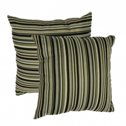 Подушка декоративная 35х35 см Jamaica Grey, Sunproof