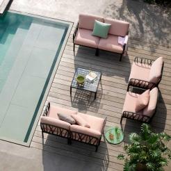 Комплект диванов для бассейна Komodo, Nardi