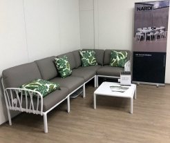 Модульный диван Komodo Bianco/Grigio