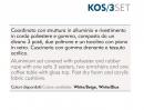 Лаунж-комплект KOS3, Grattoni