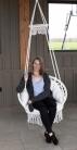 Подвесной стул Macrame