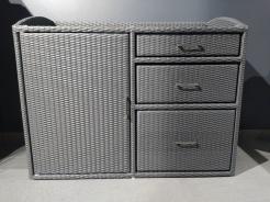 Комод Marco Mini Grey, 113 см
