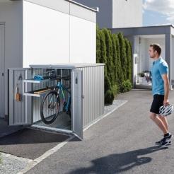 Гараж для велосипедов MiniGarage, Biohort