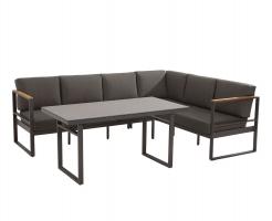 Модульный диван для террасы Montigo dining