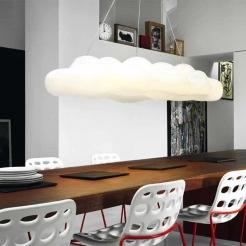 Лампа-облако для улицы Nefos