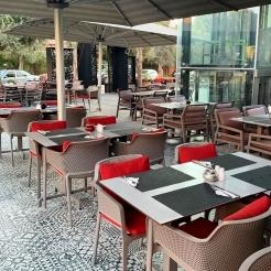 Меблі для кафе на 80 посадочних місць, Nardi