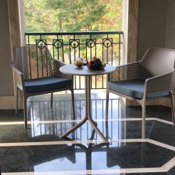 Балконный комплект NetRelax&Sprіtz tortora
